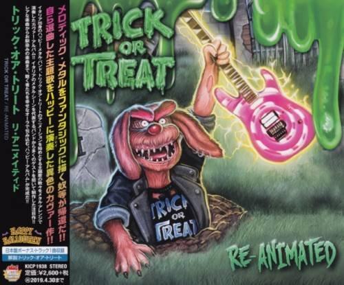 Torrent trick or treat discography (2006-2016) descargar.