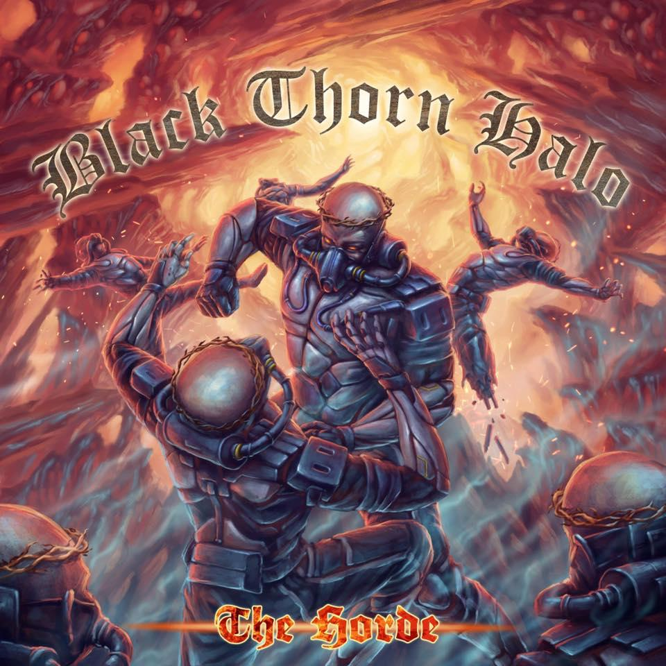 black thorn halo - the horde