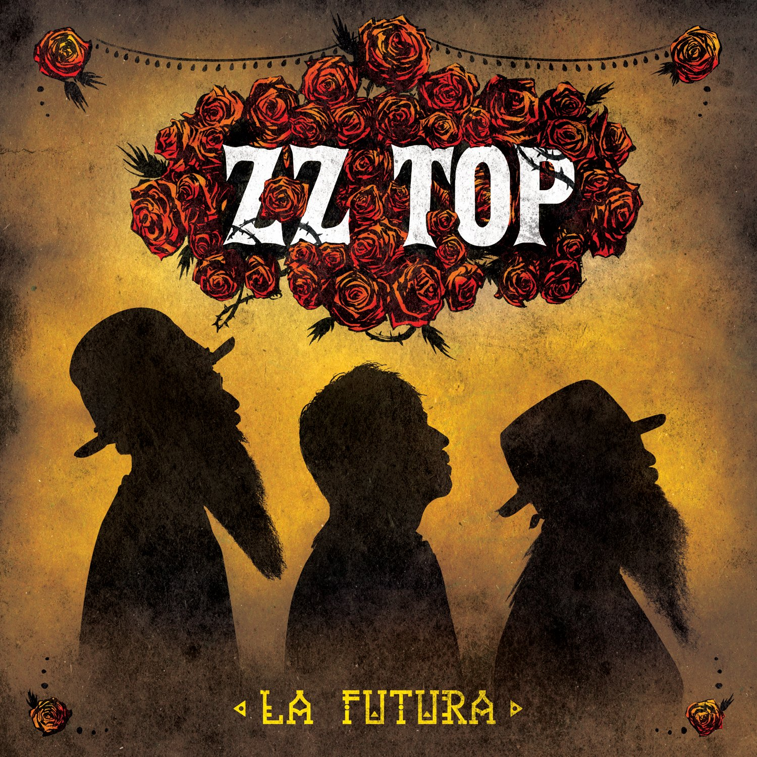 ZZ Top - La Futura (Best Buy Deluxe Edition) (2012)
